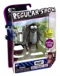 Фигурка Regular Show Rigby with Maximum glove (13 см)