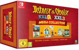 Asterix and Obelix XXL 2 + XXL 3. Мегаколлекционное издание [Switch]