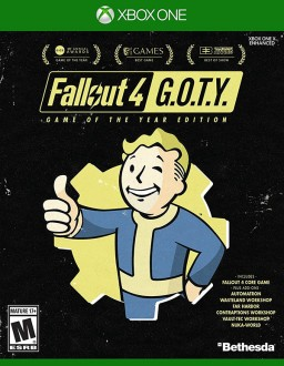Fallout 4. Game of the Year Edition [Xbox One]