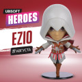 Фигурка Ubisoft Heroes: Assassin's Creed – Ezio (10 см)