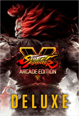 Street Fighter V: Arcade Edition. Deluxe [PC, Цифровая версия]
