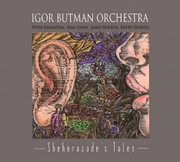 Igor Butman Orchestra. Sheherazade's Tales (LP)