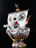 Фигурка One Piece: Chogokin – Going Merry. Animation 20th Anniversary. Memorial Edition
