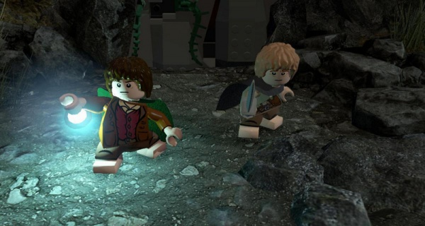 LEGO The Lord of the Rings  [PC, Цифровая версия]