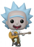 Фигурка Funko POP Animation: Rick And Morty – Tiny Rick (9,5 см)
