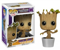 Фигурка Guardians of the Galaxy. Dancing Groot (10 см)