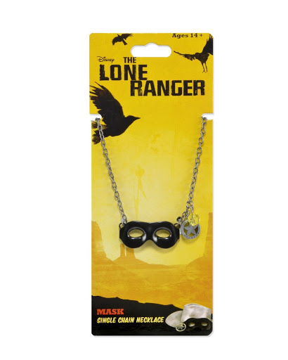 Цепочка The Lone Ranger Necklace Single Chain Necklace (45 см)