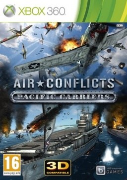 Air Conflicts: Pacific Carriers [Xbox 360]