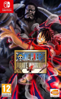 One Piece Pirate Warriors 4 [Switch]