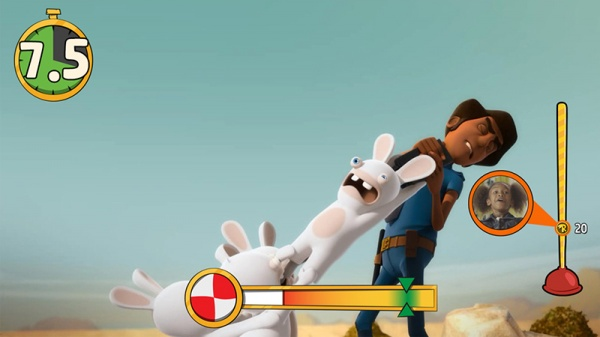 Rabbids Invasion (только для Kinect) [Xbox One]
