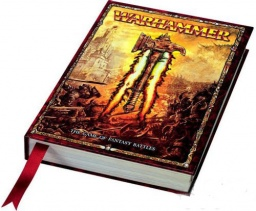 Книга Warhammer 40,000. The Game Of Fantasy Battles Rulebook 2010