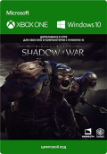 Средиземье: Тени войны (Middle-earth: Shadow of War) Slaughter Tribe Nemesis Expansion. Дополнение [Xbox One / Windows 10, Цифровая версия]