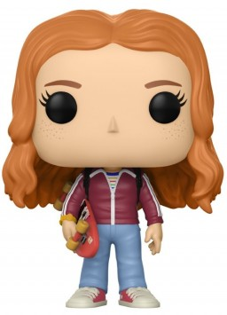 Фигурка Stranger Things POP Television: Max With Skate Deck (9,5 см)