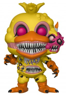 Фигурка Funko POP Books: Five Nights At Freddy's The Twisted Ones – Twisted Chica (9,5 см)