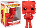 Фигурка Funko POP Retro Toys: Rock`Em Sock`Em Robots – Red Rocker (9,5 см)