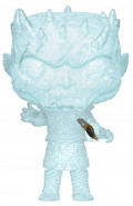 Фигурка Funko POP Television: Game Of Thrones – Crystal Night King With Dagger In Chest (9,5 см)