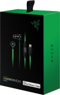 Гарнитура Razer Hammerhead iOS для iPod / iPhone / iPad