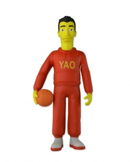 Фигурка The Simpsons Series 1 Yao Ming (13 см)