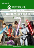 The Sims 4: Star Wars. Journey to Batuu. Дополнение [Xbox One, Цифровая версия]
