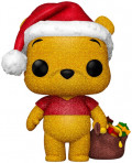 Фигурка Funko POP Disney Holiday: Winnie The Pooh – Diamond Glitter Exclusive (9,5 см)