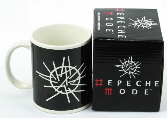 Кружка Depeche Mode. Logo (300 мл)
