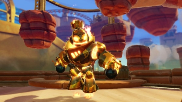 Skylanders. Swap Force. Набор из трех фигурок: Zoo Lou, Mega Ram Spyro, Blizzard Chill [PS3 и Xbox 360]