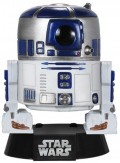 Фигурка Funko POP: Star Wars – R2-D2 Bobble-Head (9,5 см)