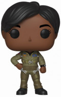 Фигурка Funko POP: Captain Marvel – Maria Rambeau Bobble-Head (9,5 см)