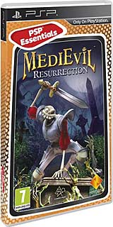 MediEvil Resurrection (Essentials) [PSP]