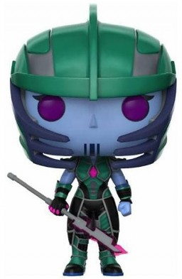 Фигурка Funko POP Games: Guardians Of The Galaxy The Telltale Series – Hala The Accuser Bobble-Head (9,5 см)