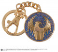 Брелок Fantastic Beasts And Where To Find Them: Macusa Emblem