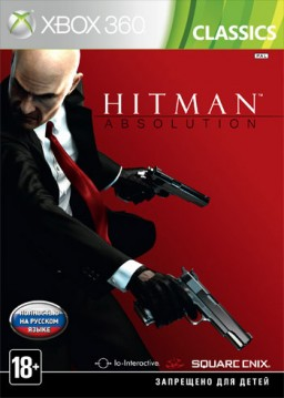 Hitman Absolution (Classics) [Xbox 360]