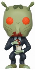 Фигурка Funko POP Animation: Rick And Morty – Cornvelious Daniel with Sauce (9,5 см)