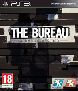 The Bureau.  XCOM Declassified [PS3]