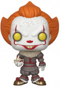 Фигурка Funko POP Movies: IT Chapter 2 – Pennywise With Boat (25 см)