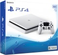 Sony PlayStation 4 Slim (500 GB) Glacier White