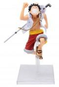 Фигурка One Piece: Magazine A Piece Of Dream №1 – Monkey D. Luffy (17 см)