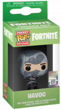 Брелок Funko POP: Fortnite – Havoc