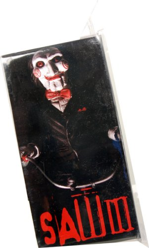 Фигурка Saw 3 Series 2 Jigsaw Killer Masked Version (18 см)
