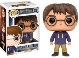Фигурка Funko POP: Harry Potter – Harry Potter In Sweater (9,5 см)