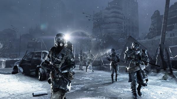 скачать игру метро 2033 возвращение через торрент бесплатно на русском - фото 6
