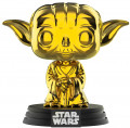 Фигурка Funko POP: Star Wars 2019 Galactic Convention – Yoda Bobble-Head Exclusive (9,5 см)