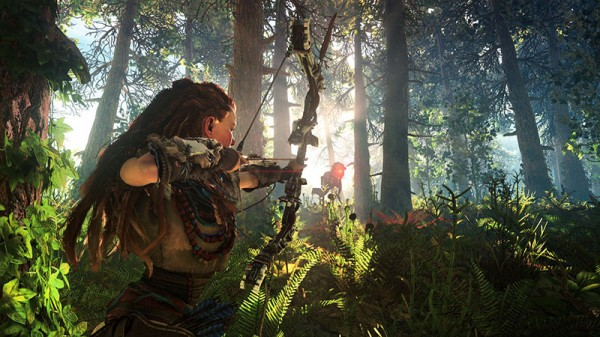Horizon Zero Dawn [PS4]
