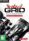 GRID Autosport. Season Pass [PC, Цифровая версия]