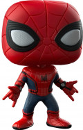 Фигурка Funko POP: Spider-Man Homecoming – Spider-Man Bobble-Head (9,5 см)