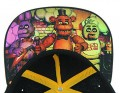 Бейсболка Five Nights At Freddy's: Freddy Fazbear's Pizza Snapback