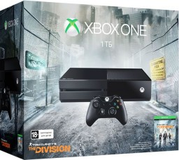 Комплект Xbox One (1TB)  + игра Tom Clancy's The Division [KF7-00139]