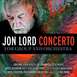 Jon Lord. Concerto For Group And Orchestra