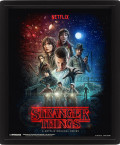 3D Постер Stranger Things: One Sheet