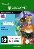 The Sims 4: Realm of Magic. Дополнение [Xbox One, Цифровая версия]